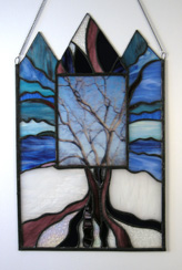 Stained Glass by Joanne Jolly-Kay